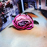 """Шпильки для волос с цветками пион """"Pink Peonies"""", 3шт, фото 5"""