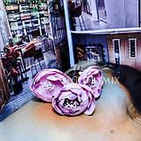 """Шпильки для волос с цветками пион """"Pink Peonies"""", 3шт, фото 7"""