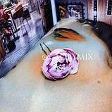 """Шпильки для волос с цветками пион """"Pink Peonies"""", 3шт, фото 8"""