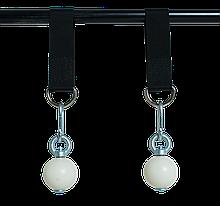 Кистевой тренажёр хвата Шар 55 мм (пара) SPORT GEAR STUDIO TM - Love&Life