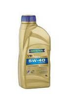 Масло моторное синтетическое  RAVENOL (равенол) VSI SAE 5W-40 1л.