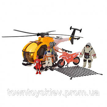 Набор спасателей F120 (Вертолет F120-34)
