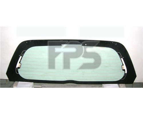 Заднее стекло Honda JAZZ 01-08  XYG, с обогревом