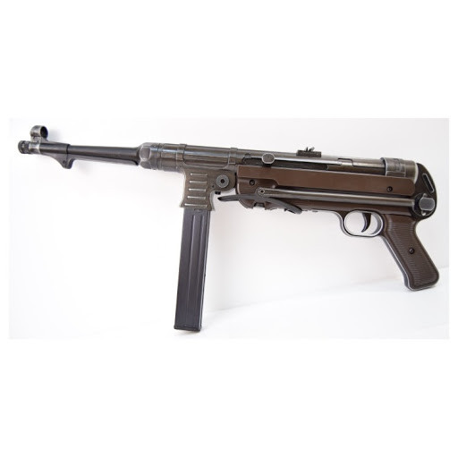 Пистолет пневматический Umarex LEGENDS MP German Legacy Edition