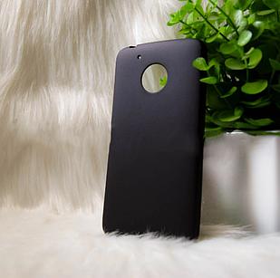 Чехол Motorola G5 черный