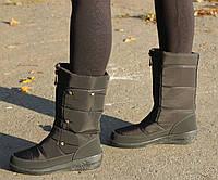 Женские  сапоги Трио, фото 1