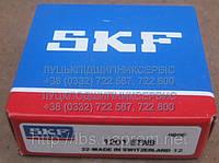 1209 EKTN9 Радиальные сферические двухрядные подшипники с конусной посадкой на вал SKF, фото 1