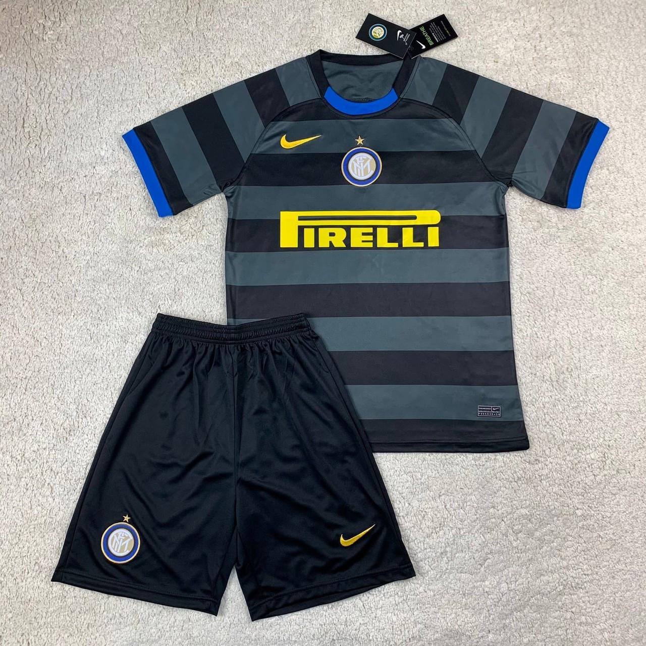 Футбольная форма Интер резервная сезон 2020-2021