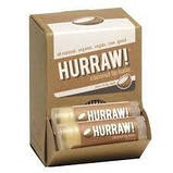 Натуральный бальзам для губ Hurraw Coconut Lip Balm Кокос, США, фото 3