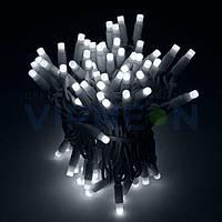 Светодиодная гирлянда String light (цепь) All Flicker (Полное медленное мерцание) 100 LED 10м