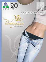 Колготы ИНТУИЦИЯ Fashion top 20