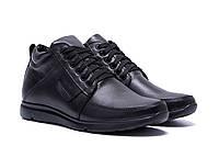 Мужские  зимние кожаные кроссовки натуральной кожи VanKristi. Мужские кроссовки. Мужская зимняя обувь