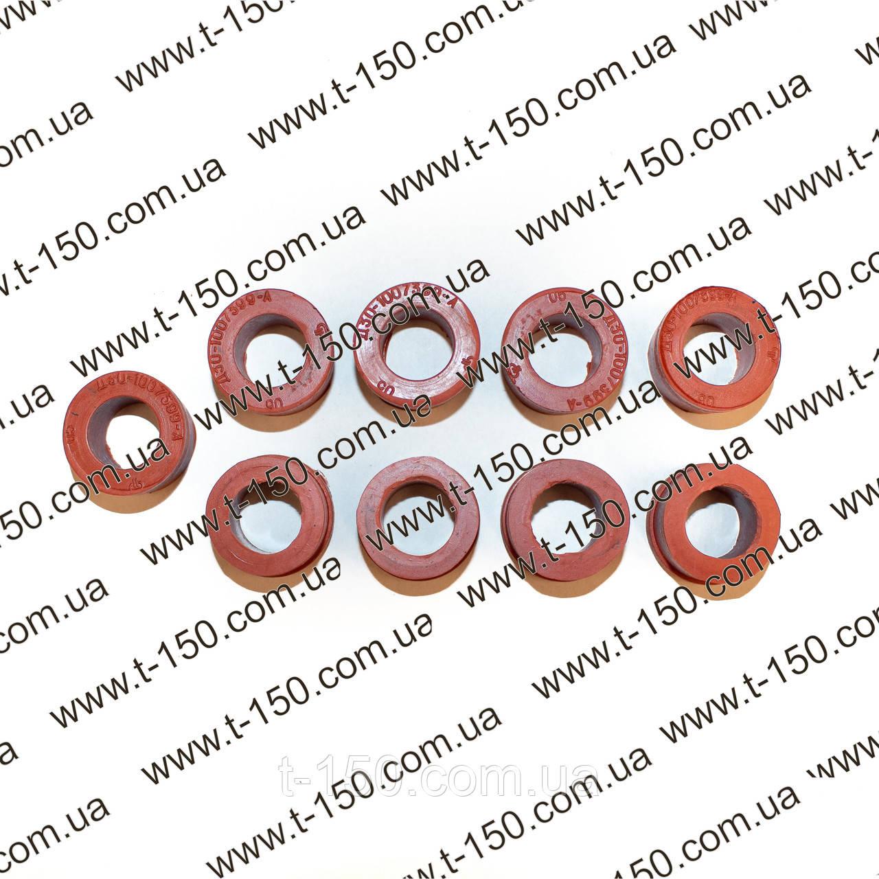 Ремкомплект втулок направляющих штанг клапанов Д-21(кол-во 9шт.) силикон