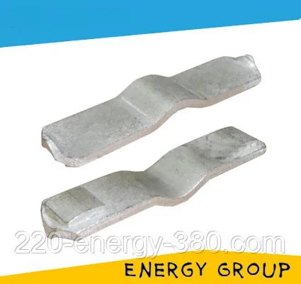 Контакт к ПМА-6100 (3под.+6неподв) серебро