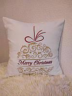 Подарочная подушка Merry Christmas 2, фото 1