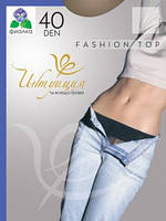 Колготы ИНТУИЦИЯ Fashion top 40