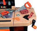 Детский набор инструментов Smoby Смоби Мобильная мастерская 37 аксессуаров Black+Decker 360315, фото 8