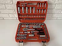 Набор ключей, головок, инструментов Max 108шт