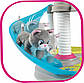 Игровой центр Smoby Toys Дом котенка со звуковыми эффектами и аксессуарами 340400, фото 7