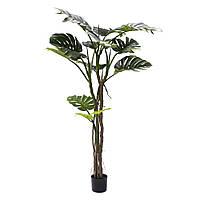 Искусственное растение Monstera, 180 см (TW-05)