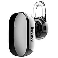 Bluetooth-гарнитура Baseus Encok Mini Wireless A02, Black (NGA02-0A)