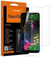 Захисна плівка Spigen для LG G8 THINQ Neo Flex, 2 шт (Пошкоджена упаковка) (A32FL26239)