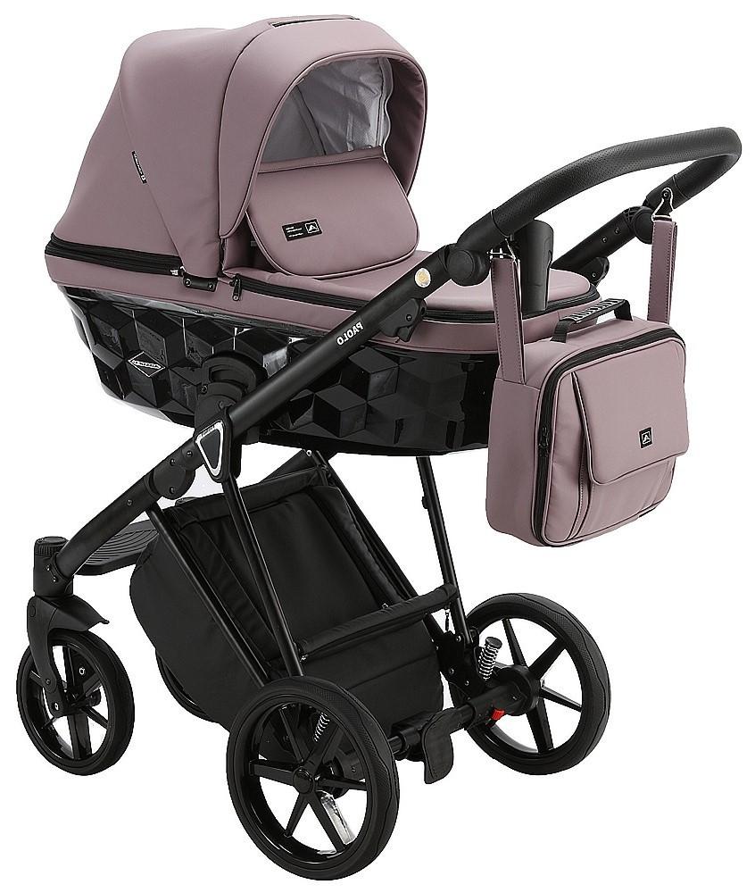 Детская универсальная коляска 2 в 1 Adamex Paolo SA-14