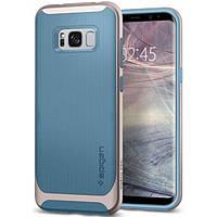 Чохол Spigen для Samsung S8 Plus Neo Hybrid, Niagara Blue