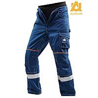 Штаны рабочие-защитные со съёмной утепленной подкладкой AURUM 4S ANTISTAT(спецодежда,флис,демисезонная одежда)
