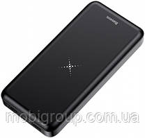 Power Bank Baseus M36 Wireless Charger 10000 мАч, Black (PPALL-M3601)