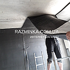 Вспененный каучук с липким слоем 6мм, рулон 30кв.м (самоклеющийся), фото 6