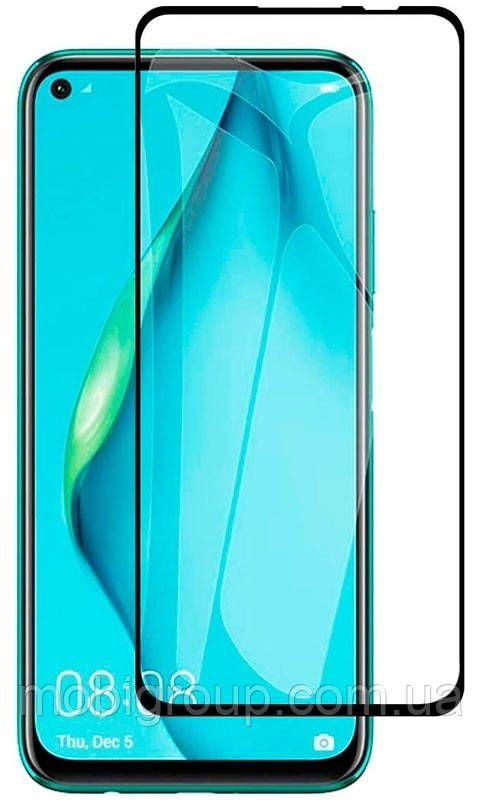 Защитное стекло 3D Perfect Protection Full Glue Lion для Huawei P40 Lite E, Black