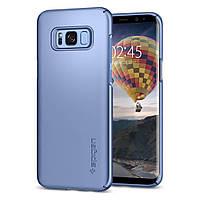 Чохол Spigen для Samsung S8 Thin Fit, Blue Coral, фото 1