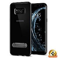 Чехол Spigen для Samsung S8 Ultra Hybrid S, Midnight Black