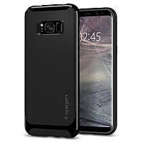 Чехол Spigen для Samsung S8 Plus Neo Hybrid, Shiny Black