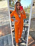 Комбинезон женский апельсин, фото 2