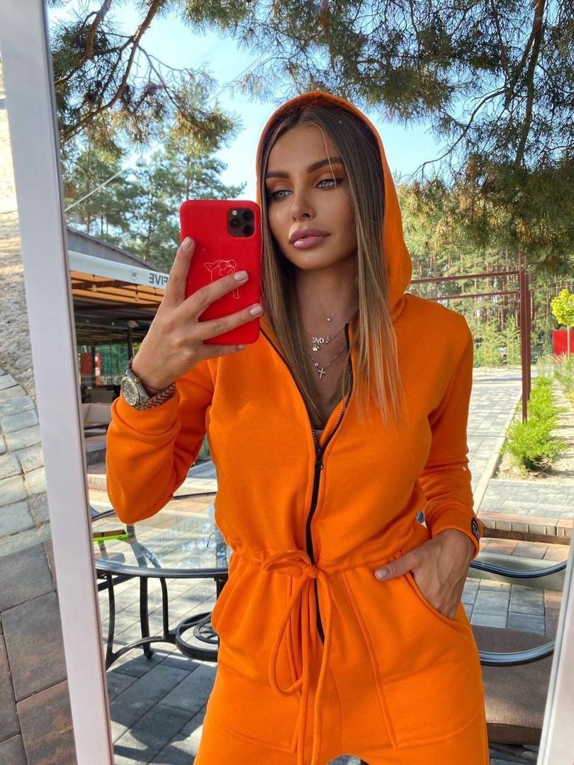 Комбинезон женский апельсин