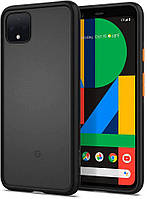 Чехол Spigen для Google Pixel 4 Color Brick - Black, Ciel by CYRILL (F26CS27586)