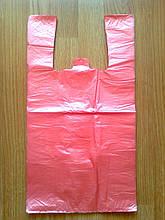 Пакети-майка супер 28*50 см/20 мкм, суперміцні пакувальні пакети, кульки супер-майка міцна купити Київ