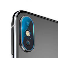 Защитное стекло для камеры Baseus iPhone XS/X/XS Max, 2 шт (SGAPIPH65-JT02)