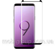 Защитное стекло 5D King Kong Full Glue для Galaxy S9, Black