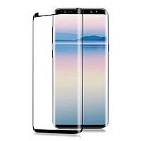 Защитное стекло 5D King Kong Full Glue для Samsung Galaxy S9 Plus, Black