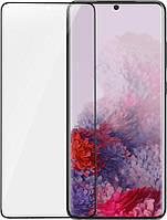 Защитная пленка Baseus для Samsung Galaxy S20 Ultra Full-Screen Curved (2 шт), Black (SGSAS20U-KR01)