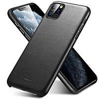 Чехол ESR для iPhone 11 Pro Max Metro Premium Leather, Black (3C01192510101)