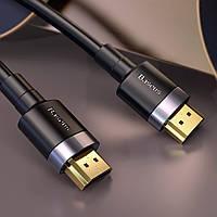 Кабель Baseus Cafule HDMI 2.0 /4K 60 Гц /3D /5м (CADKLF-H01)