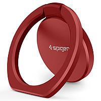 Кольцо-держатель для смартфона Spigen Style Ring POP, Red (000SR21955)