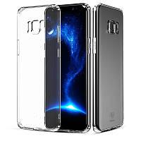 Чехол Baseus для Samsung Galaxy S8 Simple Series, Transparent (ARSAS8-02)