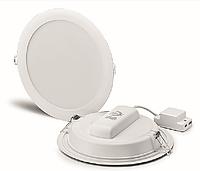 Светодиодный LED светильник 8 Вт DL-E-115 4000К 600Lm IP20 VS, 3 года гарантия