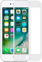 Защитное стекло Baseus Silk-screen 0.23mm iPhone 6/6s, White (SGAPIPH6S-DE02)