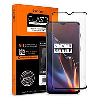 Защитное стекло Spigen для OnePlus 7 Full Cover, Black (K08GL26387)
